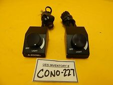 Mitutoyo 50AAB304 A-Zoom Light Controller Reseller Lot of 2 Used Working