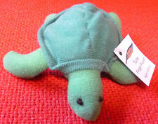 AUSTRALIAN ANIMAL GIFT TURTLE Soft Material FINGER PUPPET - Pack of 6 Puppets
