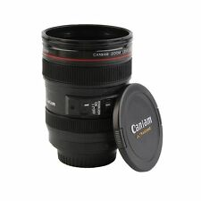 Lens Camera Lens Cup 24-105mm Travel Coffee Mug cup Tea 5Y