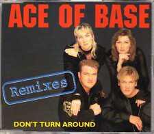 Ace Of Base - Don't Turn Around (Remixes) - CDM - 1994-Europop Mega Records Rare