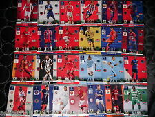 Panini Adrenalyn XL Uefa Champions League 2014-2015 Rising Star complete set