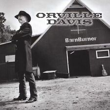 BARNBURNER BY ORVILLE DAVIS CD LIKE NEW CONDITION