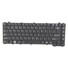 Keyboard for Toshiba C600 C640 C640D C645 Laptop US Black