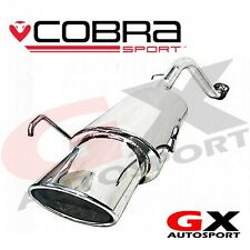 MG12 Cobra Sport MG ZR 1.4 & 1.8 (105/120/160) Rear Exhaust Back Box