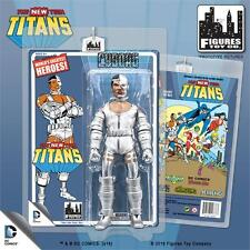 THE NEW TEEN TITANS CYBORG 8 INCH ACTION FIGURE NEW MOSC