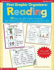 First Graphic Organizers: First Graphic Organizers : Reading - 30...