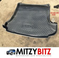 MITSUBISHI PAJERO SHOGUN MK2 LWB ONLY 91-99 SNUG FIT BOOT FLOOR RUBBER LINER #2