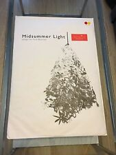 Red and Yellow Midsummer Light Artecnica Pendant Ceiling Hanging Shades flowers