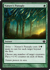 x4 Nature's Panoply MTG Journey Into Nyx M/NM, English