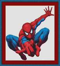 SPIDERMAN CROSS STITCH KIT