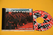 CD (NO LP ) PENNYWISE LAND OF THE FREE ORIG CON LIBRETTO