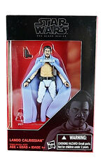"A Star Wars Story Black Series Rogue One 3.75"" Lando Calrissian Figure MISB UK"
