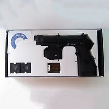 EMS LCD TopGun III 3 FPS Shooting Light Gun Guncon2 Controller Xbox PS2 PS3 PC