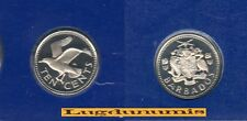 Barbade Barbados - 10 Cents 1981 Tern Sterne Volant PROOF FDC 935 Exempla