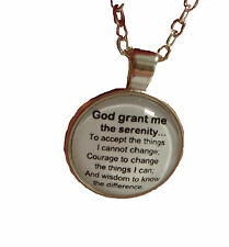 God Gave Me... Quote Necklace