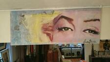 Marylin Monroe Eyes Painting