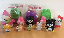 2016 McDONALD'S HELLO KITTY SANRIO HAPPY MEAL 3 4 Sealed Figures Frog