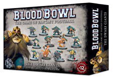 Blood Bowl THE DWARF GIANTS TEAM (12) Figures KK's Games