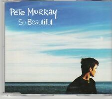 (DY864) Pete Murray, So Beautiful - 2003 DJ CD