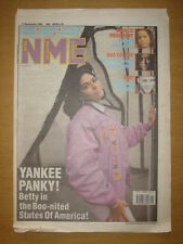 NME 1990 NOV 17 BETTY BOO EMF CRANES CENTRAL STATION