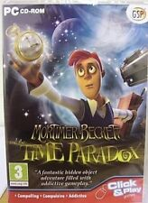 MORTIMER BECKETT & THE TIME PARADOX ( PC ) NEW SEALED