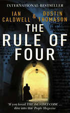 The Rule of Four, fiction thriller novel book