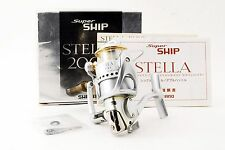 [MINT] SHIMANO STELLA 2000 Spinning Reel USED from Japan #B829