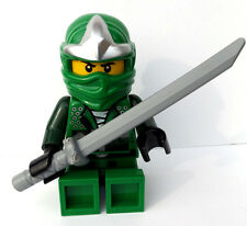 Rare 2012 Lego Green Lloyd Ninjago Figure Alarm Clock With Sword