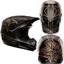 FOX V4 Rockstar casco cross enduro mips mx helmet