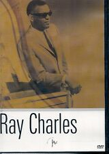 DVD ZONE 2 DOCUMENTAIRE--RAY CHARLES--MASTERS OF JAZZ