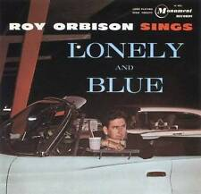 ROY ORBISON Sings Lonely And Blue CD BRAND NEW Bonus Tracks Remastered