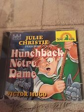 Julie Christie Performs The Hunchback of Notre Dame CD Dove Kids New