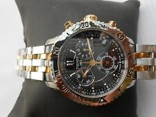 NEW GENUINE SWISS SS SAPPHIRE TISSOT CHRONOGRAPH PRS200 BUY WITH CONFIDENCE 1