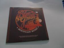 """""""  Blue Grass  * Mountain Music  """"  Factory Sealed"""