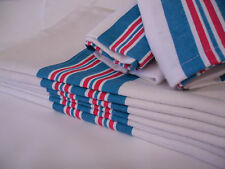 60 NEW BABY INFANT RECEIVING SWADDLING HOSPITAL BLANKETS LARGE 30''X40'' STRIPED