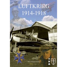 Garcia: LUFTKRIEG 1914-1918 (1. Weltkrieg/Luftwaffe/von Richthofen/Fokker) NEU