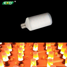 LED Flicker Flame Lamp Bulb Flame Bulb Fire Bulb 3W SMD Realistic Flame Effect