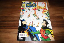 BATMAN & SUPERMAN ADVENTURES   # 7 --  DC 1. Auflage 1998