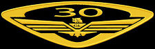 Honda GOLD WING 30th Anniversary 30 years XL Aufnäher iron-on patch