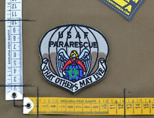 "Ricamata / Embroidered Patch ""USAF Pararescue Subdued"" with VELCRO® brand hook"