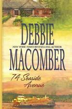 74 SEASIDE AVENUE by Debbie Macomber -- HaDJ CEDAR COVE SERIES #7  Easy Reading