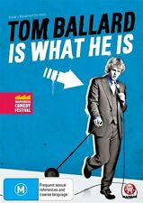 Tom Ballard - Is What He Is : Warehouse Comedy Festival (DVD, 2011) NEW  SEALED