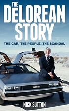 DeLorean Story (cars people story DMC-12 John De Lorean Colin Chapman) Buch book