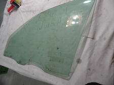 OEM 98 Buick Park Avenue Front Driver's Side Door Window Glass Panel Assembly LH