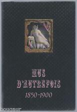 Marcel BOVIS & François Saint-Julien : Nus D'Autrefois 1850-1900 A.M.G. 1953 TBE