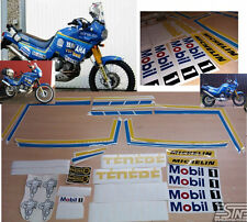 DECAL YAMAHA 750 SUPER TENERE SONAUTO REPLICA PETERHANSEL DAKAR STICKER 750 XTZ
