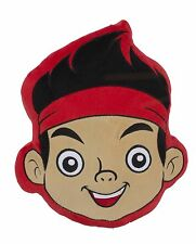 New Jake And The Neverland Pirates Matey Comfy Cushion Pillow Boys Kids Bedroom