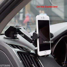 Universal Car 360° Windshield Mount Holder for Cell Phone GPS iPhone 6 Samsung