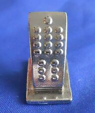 Scene It? TV Deluxe Edition DVD Remote Control Silver Replacement Game Token