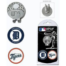 DETROIT TIGERS Magetic Hat Clip with 2 Ball Markers-By: Team Golf